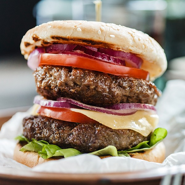 Kypsät Burgerpihvit 100-200g